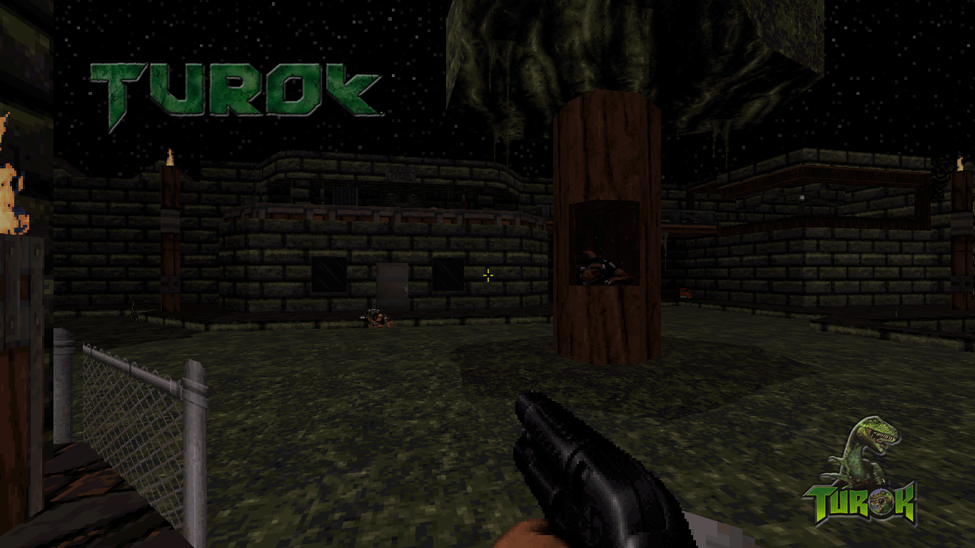 Turok Duke Nukem 3D Map
