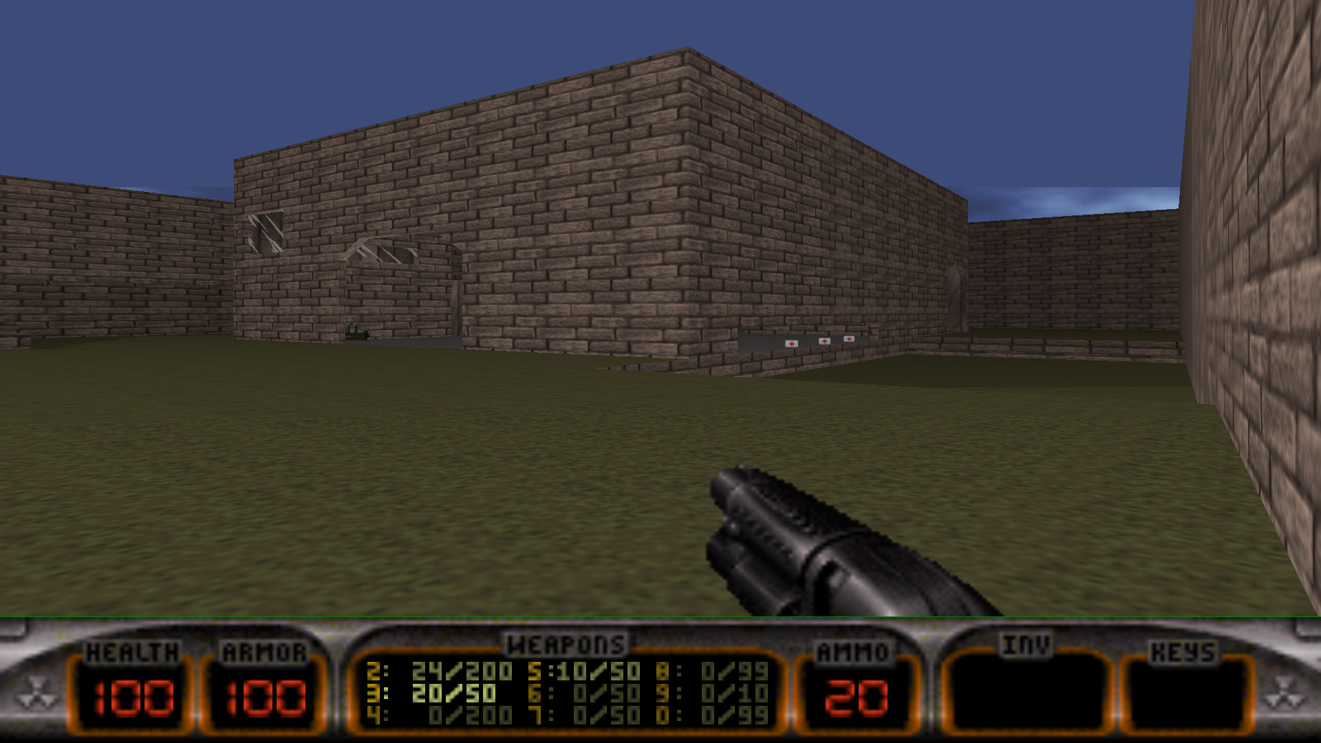 Danzg_66.map Duke Nukem 3D Map