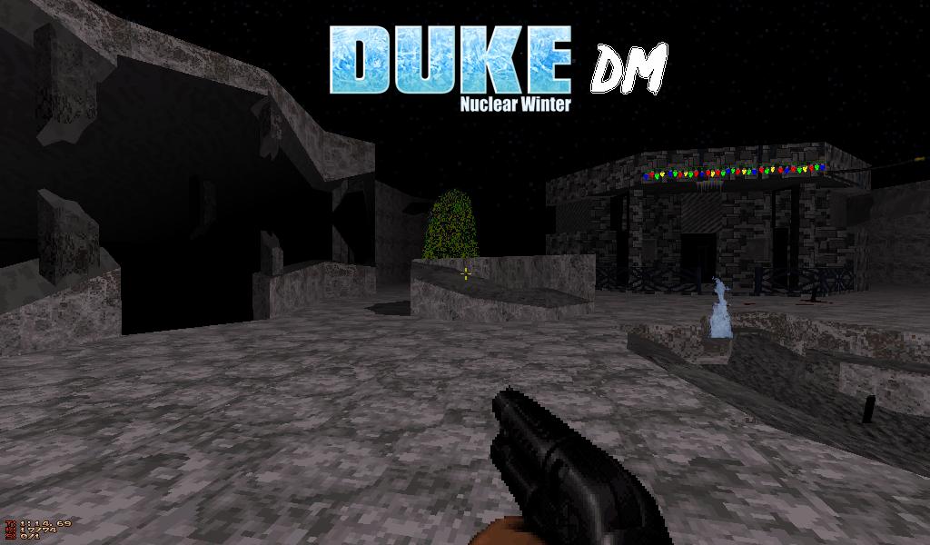 Duke64HolidayDM Duke Nukem 3D Map