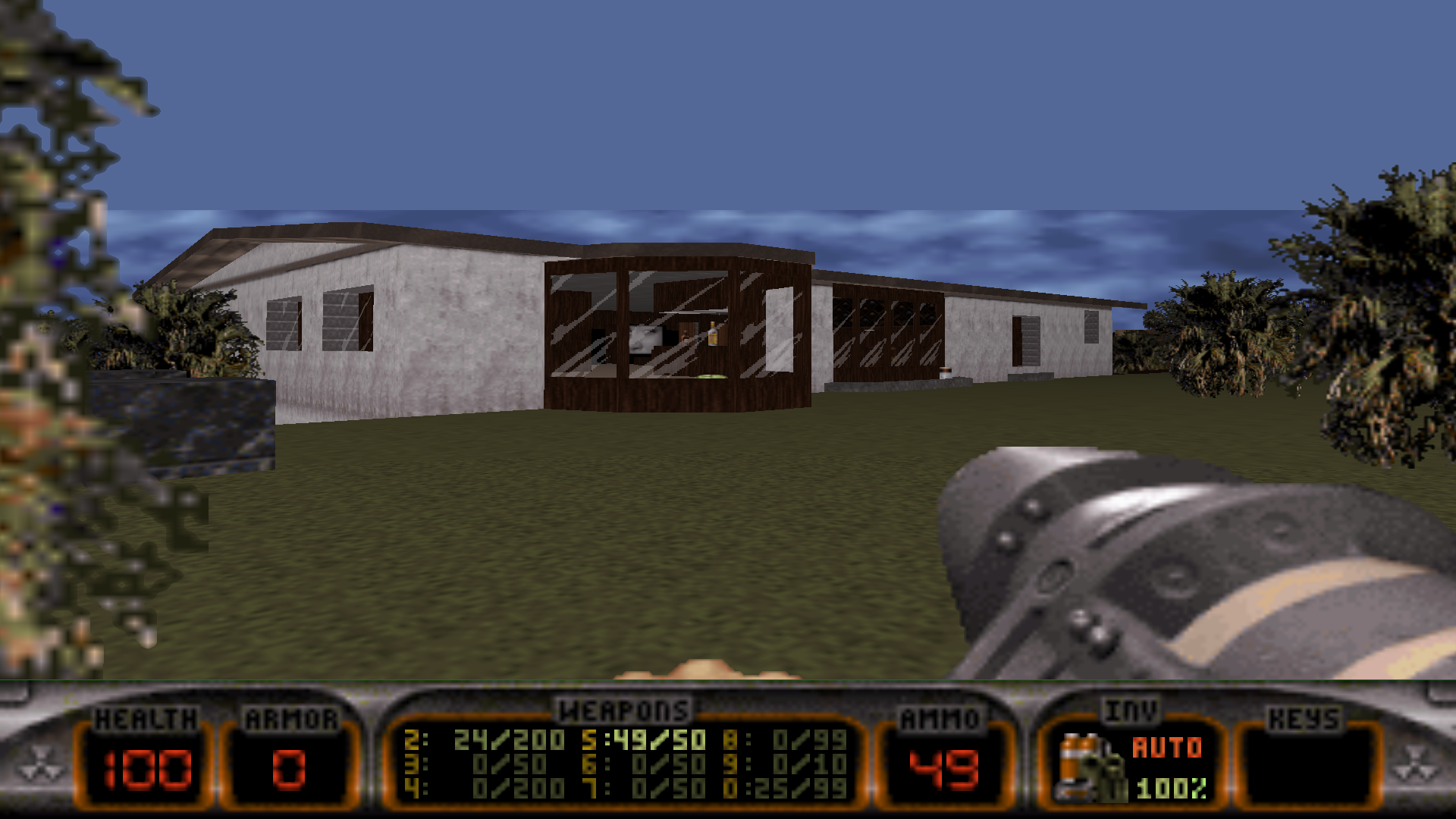 House Duke Nukem 3D Map