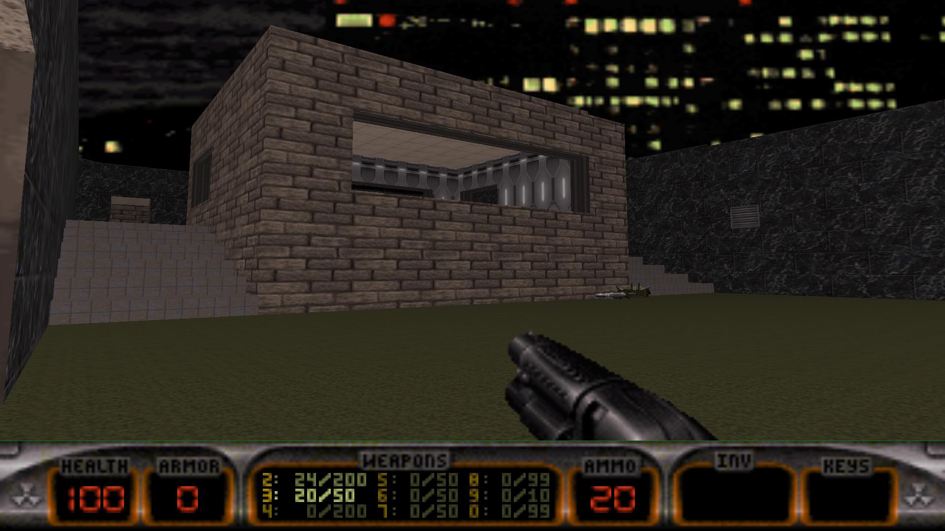 IODanzig Duke Nukem 3D Map