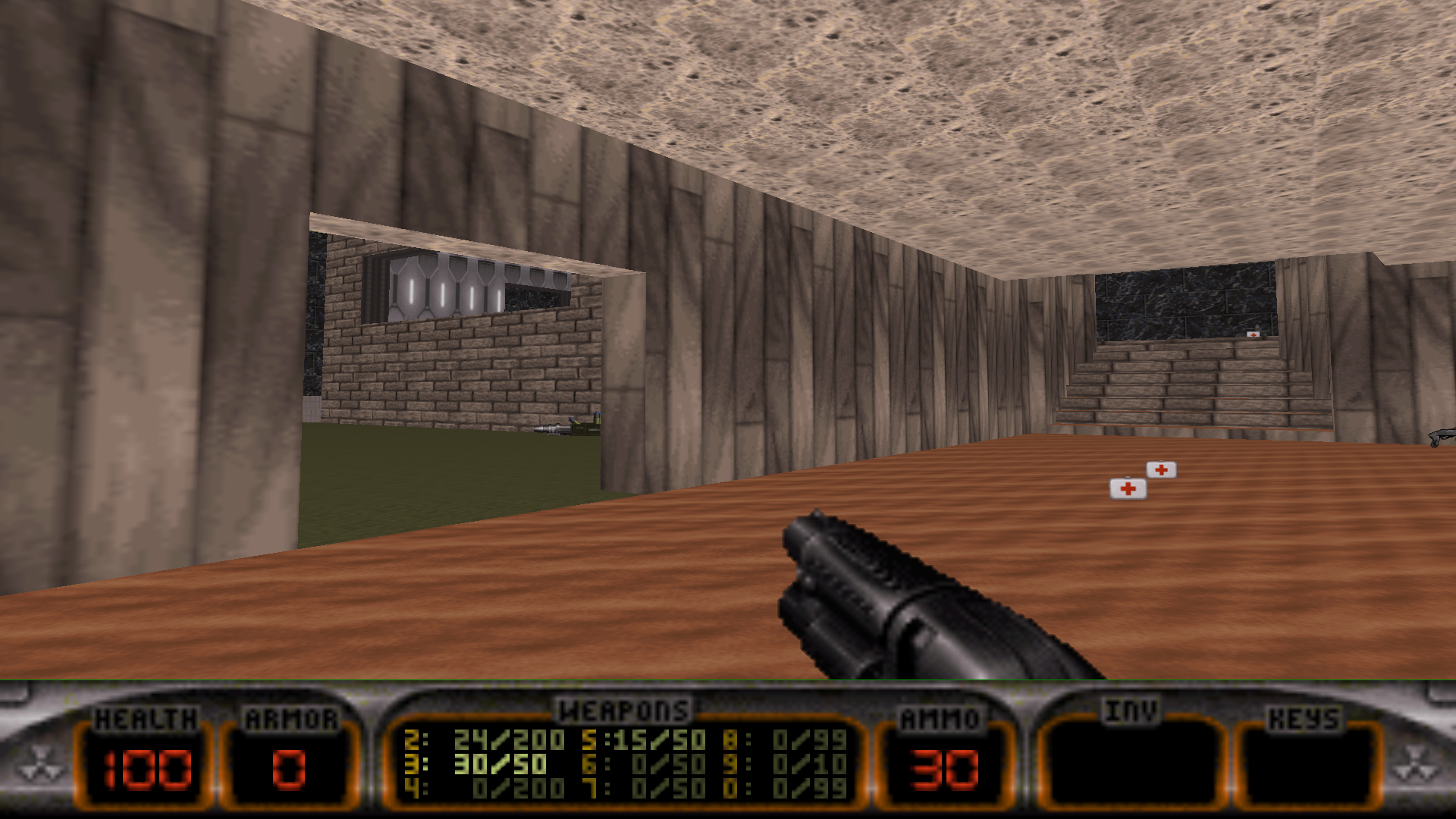 IOdanzg2 Duke Nukem 3D Map
