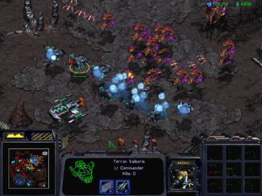 Starcraft wDetector